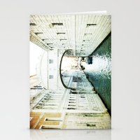 The Bridge Of Sighs - Ve… Stationery Cards