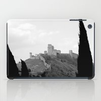 Assisi In The Winter iPad Case