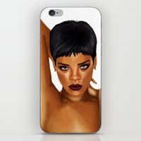 Rihanna Unapologetic iPhone & iPod Skin