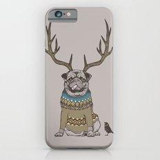 Deer Pug iPhone 6 Slim Case