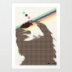 Better things Art Print