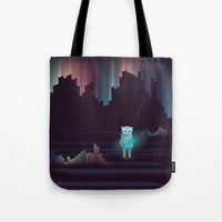 The Adventure Continues … Tote Bag