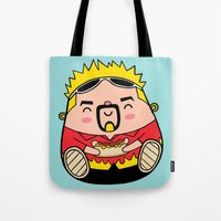 Kuwaii Fieri Tote Bag