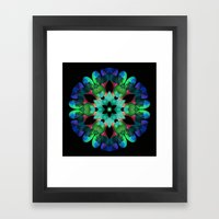 Colors And Light Framed Art Print