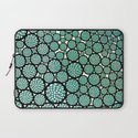 Blooming Trees Laptop Sleeve