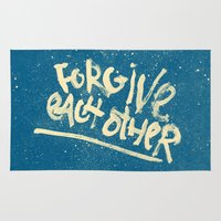 Take Care of Each Other, Part 5 Rug