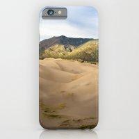Great Sand Dunes Framed … iPhone 6 Slim Case