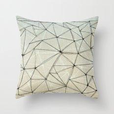 mesh Throw Pillow