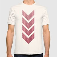 klimt Mens Fitted Tee Natural SMALL