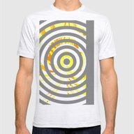 Target Mens Fitted Tee Ash Grey SMALL