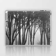 Laptop & iPad Skin featuring Foggy Days  by KCavender Designs