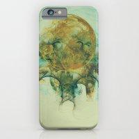 Moon Talking Nebula Frac… iPhone 6 Slim Case