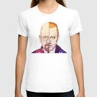 breaking bad T-shirts featuring Breaking Bad by Connick Illustrations