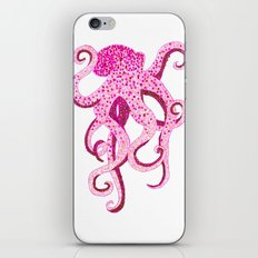 Queen of the Deep iPhone & iPod Skin