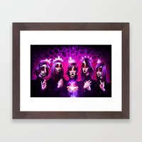 Dark Priests Framed Art Print