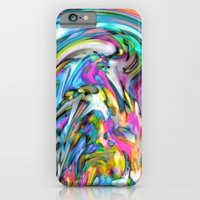 iPhone & iPod Case featuring Ocean by elikourY