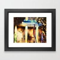A Single Wish Framed Art Print