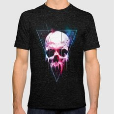 We Are All Made Of Stars Mens Fitted Tee Tri-Black SMALL