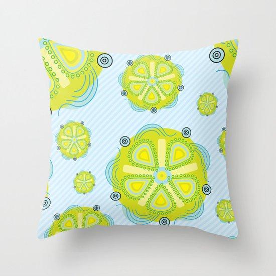 Sealike Throw Pillow