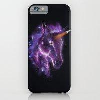 galaxy of the unicorn  iPhone 6 Slim Case