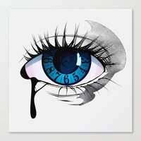 Mystic Eye Canvas Print