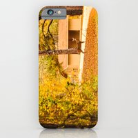 iPhone & iPod Case featuring Visitor at the Park by Bren