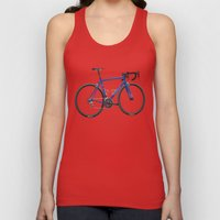 Goodship Blue For Mike Unisex Tank Top