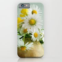 Daisies and Buttercups iPhone 6 Slim Case