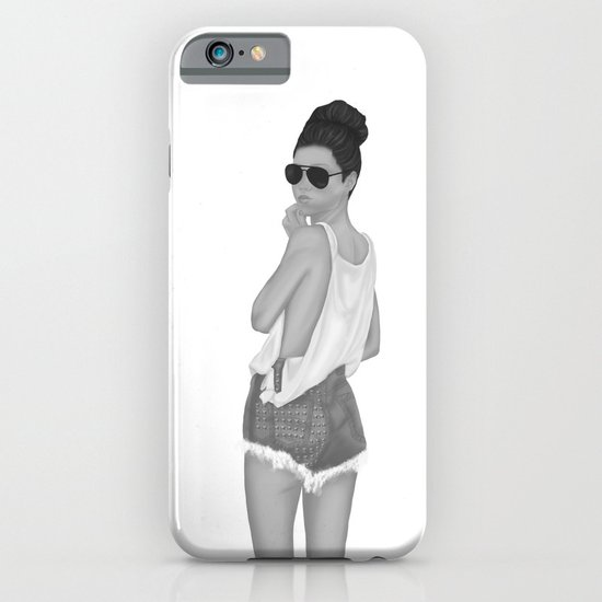 Walk With Me iPhone & iPod Case