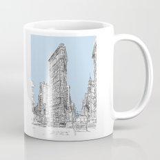 The Flat Iron Mug