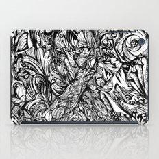 Conquer (Black & White Version)  iPad Case