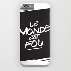 Le monde  Slim Case iPhone 6s