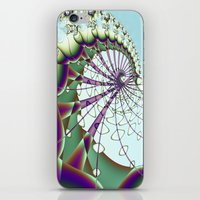 tethered iPhone & iPod Skin