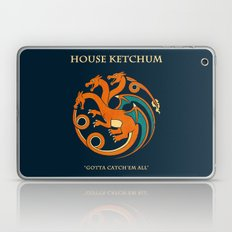House Ketchum Laptop & iPad Skin