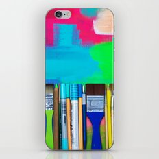 Real Weapons Of Mass Creation iPhone & iPod Skin
