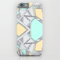 Aztec Print Illustration… iPhone 6 Slim Case