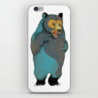 Mr.Grizzly iPhone & iPod Skin