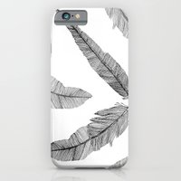 iPhone & iPod Case featuring Two Feathers by pakowacz