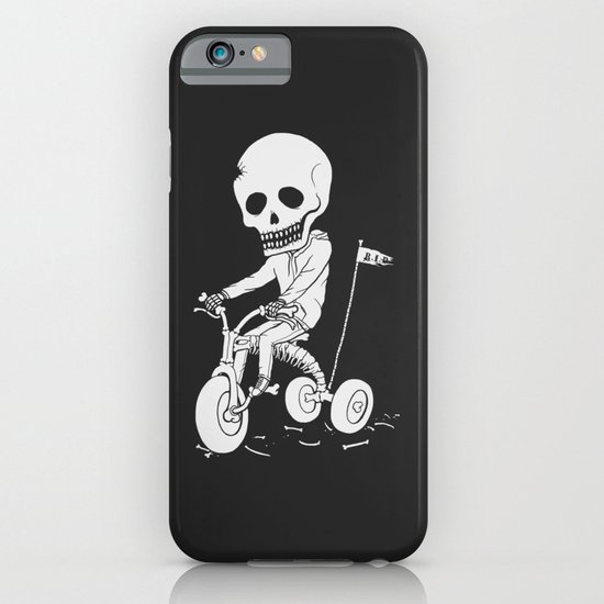Death Kid Bone Ride iPhone & iPod Case