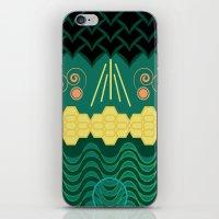 HARMONY pattern iPhone & iPod Skin