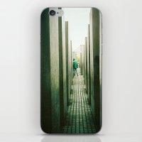 Haunt iPhone & iPod Skin