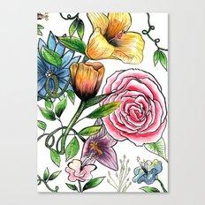 VRTree Canvas Print