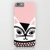 iPhone & iPod Case featuring Katze #2 by Petra Wolff