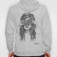 Beauty is within the eye of the beholder - By Ashley Rose Standish Hoody