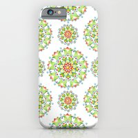 iPhone & iPod Case featuring Firework Mandala Design by Patricia Shea Designs