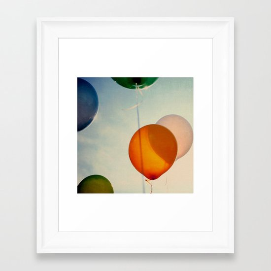 Happiness... Framed Art Print