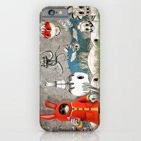 Super Bunny iPhone 6 Slim Case