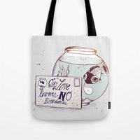 No Boundaries Tote Bag