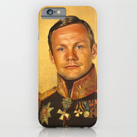 Neil Armstrong - replaceface iPhone & iPod Case