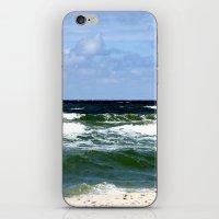 Sea Calling iPhone & iPod Skin